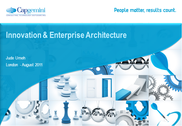 Innovation & Enterprise Architecture