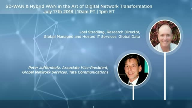 SD-WAN & Hybrid WAN in the Art of Digital Network Transformation