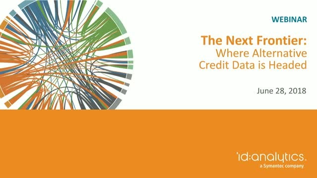The Next Frontier: Where Alternative Credit Data is Headed