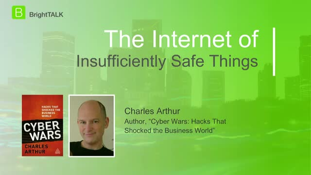 The Internet of Insufficiently Safe Things