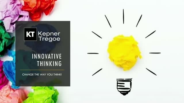 Future of Thinking Series: The importance of innovation throughout the workplace