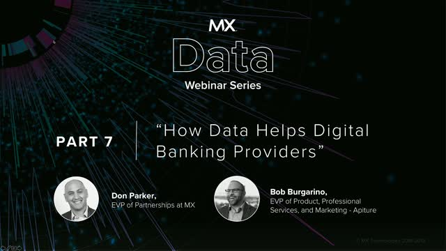 How Data Helps Online Banking Providers