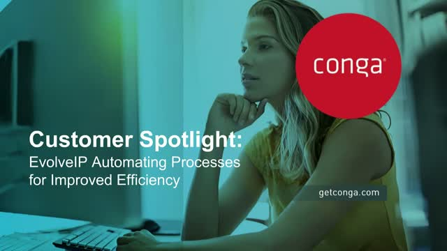 Customer Spotlight - EvolveIP Automating Processes for Improved Efficiency
