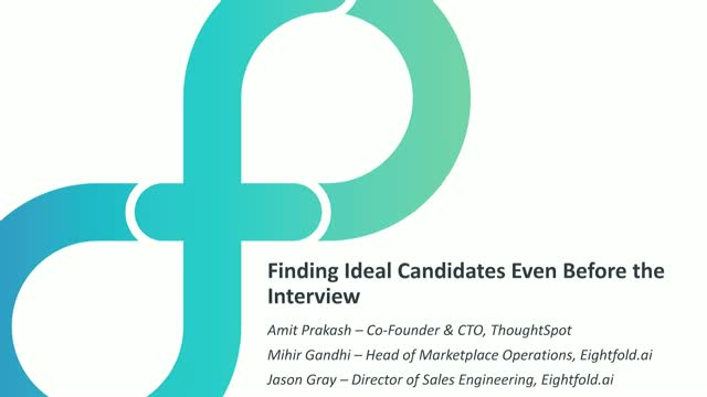 Finding Ideal Candidates Even Before the Interview