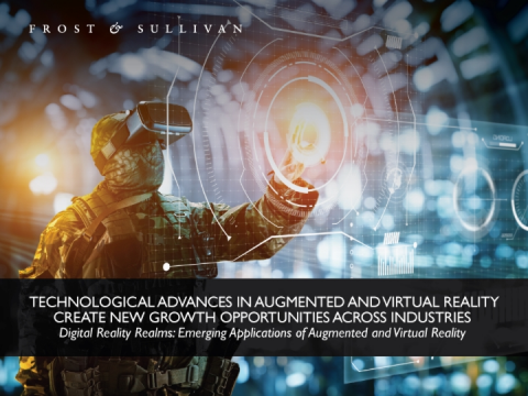 Technological Advances in AR/VR Create New Growth Opportunities