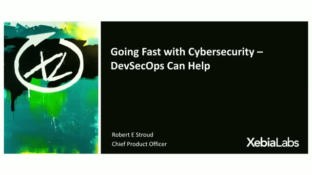 Going Fast with Cybersecurity – DevSecOps Can Help