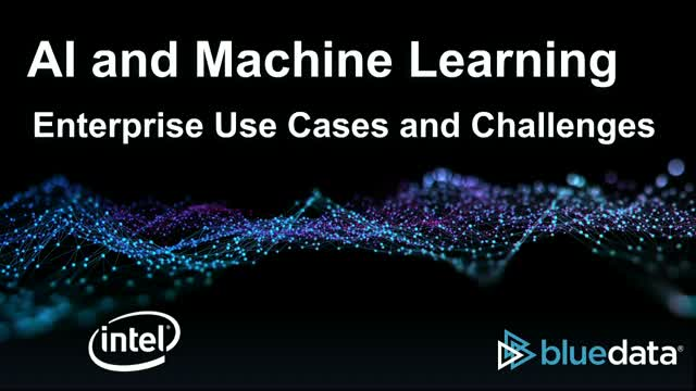 AI and Machine Learning: Enterprise Use Cases and Challenges