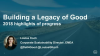 Dell Inc Legacy of Good CSR Highlights 2018
