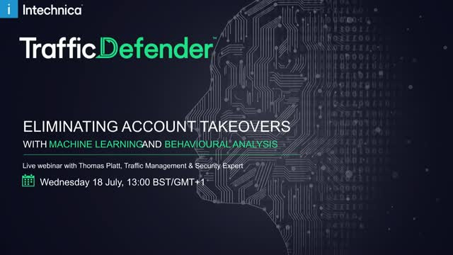 Eliminating Account Takeovers with Machine Learning and Behavioural Analysis