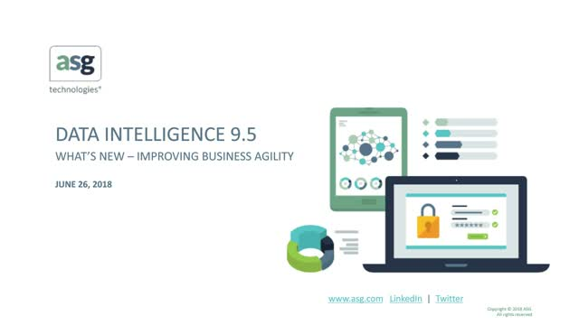 Sneak Peek: Introducing Data Intelligence 9.5