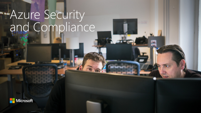 Azure Security and Compliance