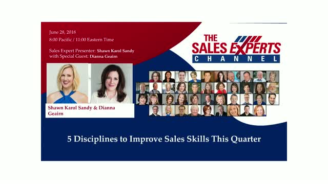 5 Disciplines to Improve Sales Skills This Quarter