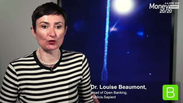Money20/20 Europe Interview - Dr Louise Beaumont, Publicis.Sapient
