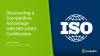 Discovering a Competitive Advantage with ISO 27001 Certification