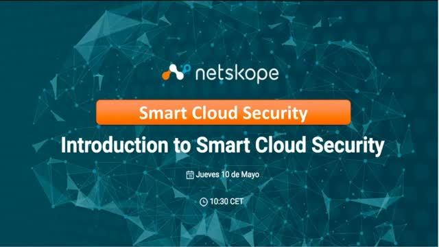 Introduction to Smart Cloud Security (Spanish)