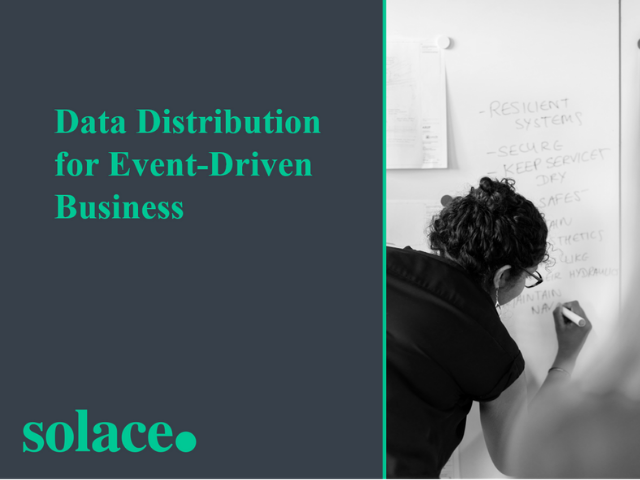 Data Distribution for Event-Driven Business