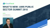 AWS Public Sector Summit 2018: Compliance, Security, and Automation
