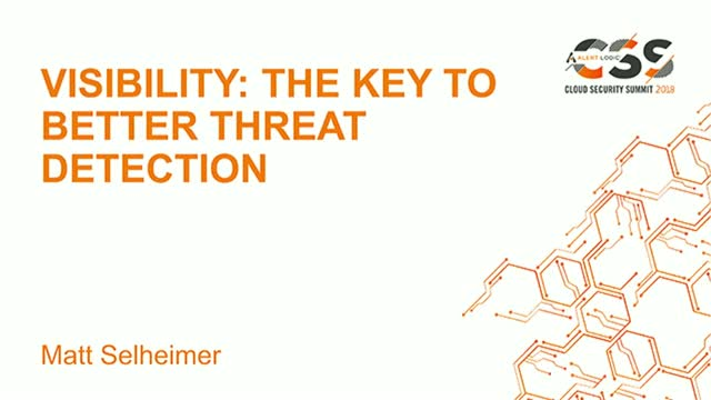 Visibility: The Key to Better Threat Detection