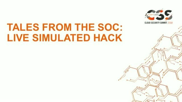 Tales from the SOC: Live Simulated Hack