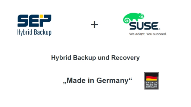 SEP sesam und SUSE Enterprise Storage