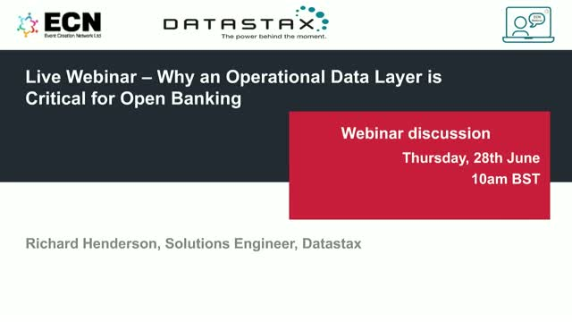 Why an Operational Data Layer is Critical for Open Banking