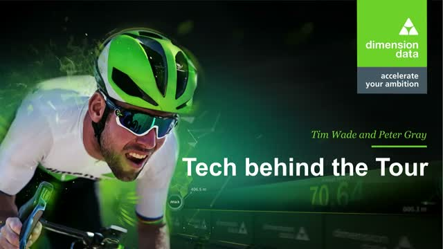 Meet the tech team bringing the Tour de France solution to life