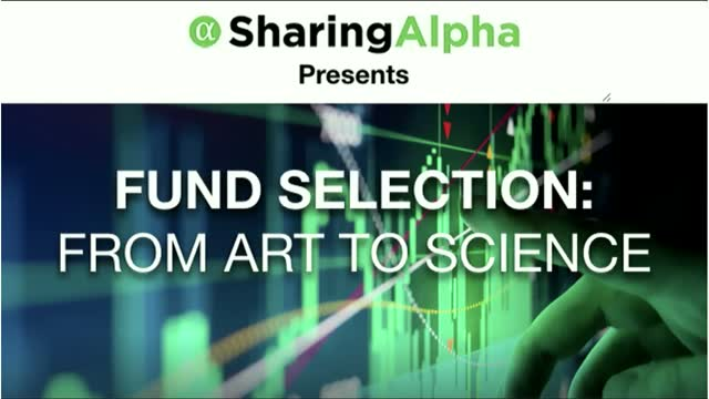 Fund Selection: From Art to Science pt. 4