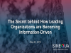The Secret behind How Organizations are Becoming Information-Driven