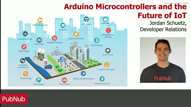 DevTALK: Arduino Microcontrollers and the Future of IoT