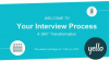 Your Interview Process: A 360° Transformation