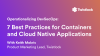 Operationalizing DevSecOps: 7 Best Practices for Cloud Native Applications