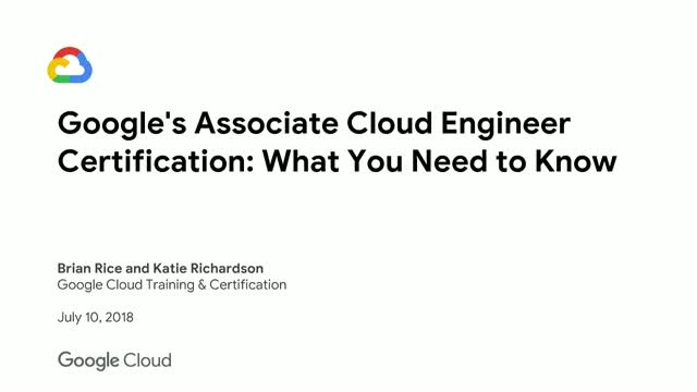 Google's Associate Cloud Engineer Certification: What You Need to Know