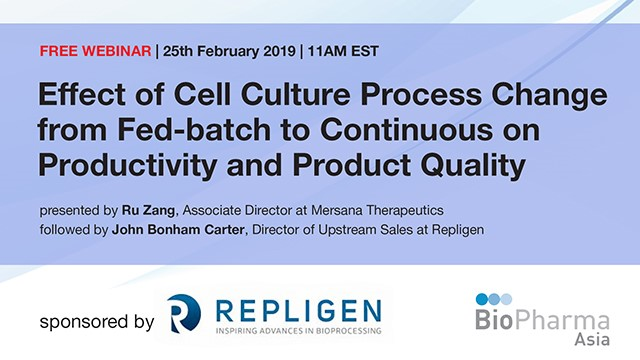 Effect of Cell Culture Process Change from Fed-batch to Continuous on...