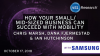 How Your Small/Mid-Sized Business Can Succeed with Mobility
