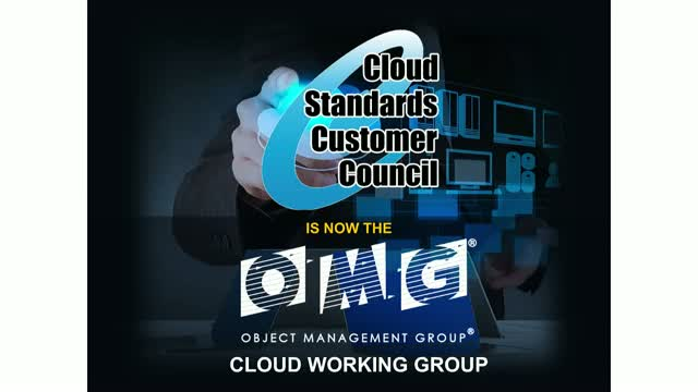 Introducing the OMG Cloud Working Group