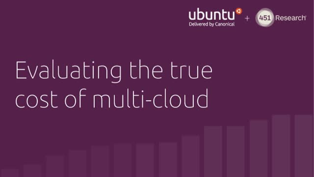 Evaluating the true cost of multi-cloud