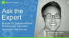 [Ep.18] Ask the Expert: What I Wish I Knew About SDN & Automation Years Ago