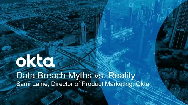 Data Breach Myths vs. Reality