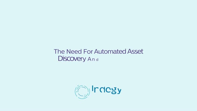 The Need For Automated Asset Management in ICS