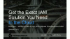 3/3 Get the Exact Identity Solution You Need - In the Cloud - AWS and Beyond