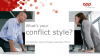 What's your conflict style?
