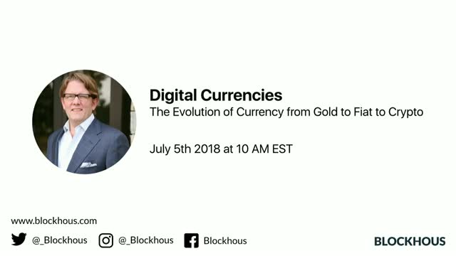 Digital Currencies: The Evolution of Currency from Gold to Fiat to Crypto