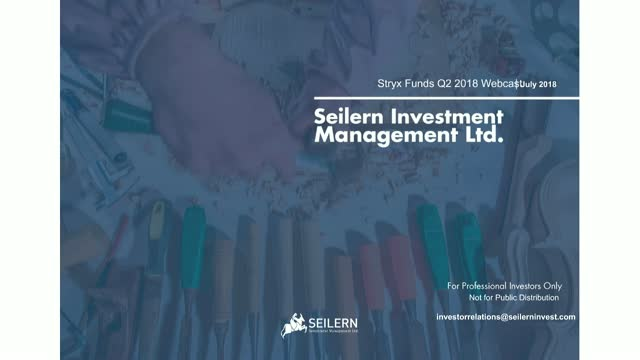 Seilern Investment Team Q2 2018 Update: The Healthcare Sector