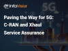 Paving the Way for 5G: C-RAN and Xhaul Service Assurance