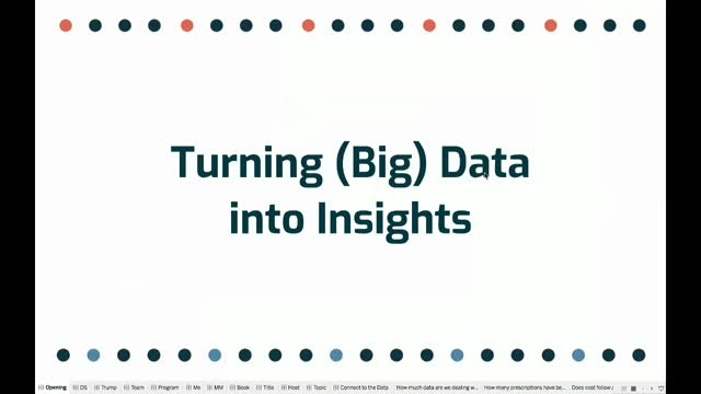 Turning Big Data into insights