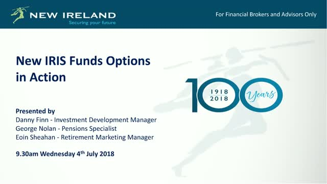 New IRIS Funds Options in Action