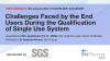 Challenges Faced by the End Users During the Qualification of Single Use System