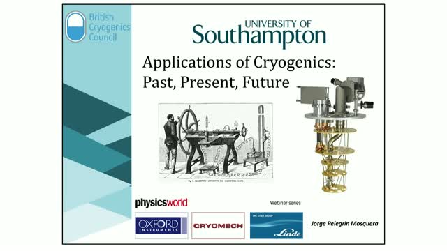 Applications of Cryogenics: Past, Present, Future