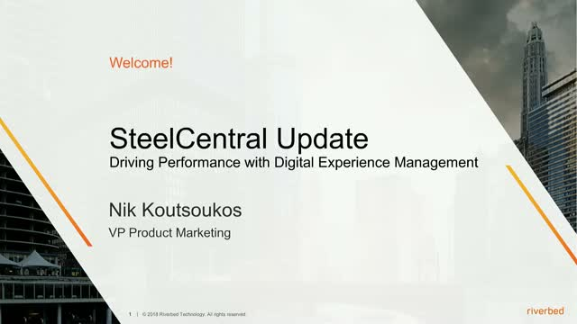 Riverbed SteelCentral Aternity Demo
