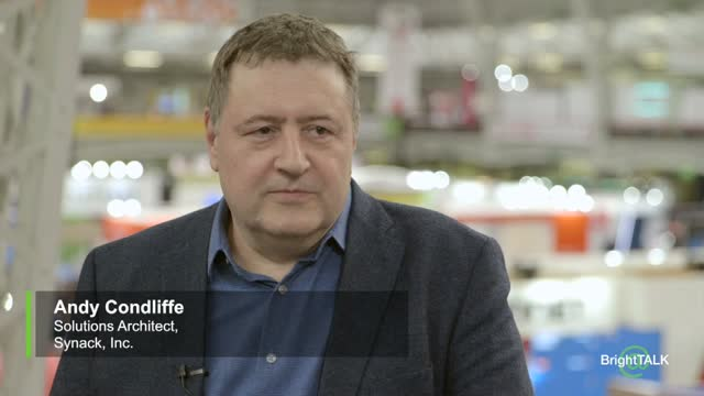 Synack at Infosecurity Europe: Interview with Andy Condliffe